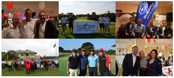 Imscan Golf Day